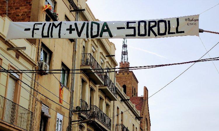 Una Zona de Baixes Emissions per resoldre els problemes del carrer Enric Borràs