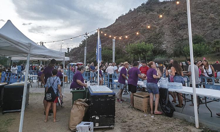 Montgat celebra una nova edició de la Festa Cara al Mar
