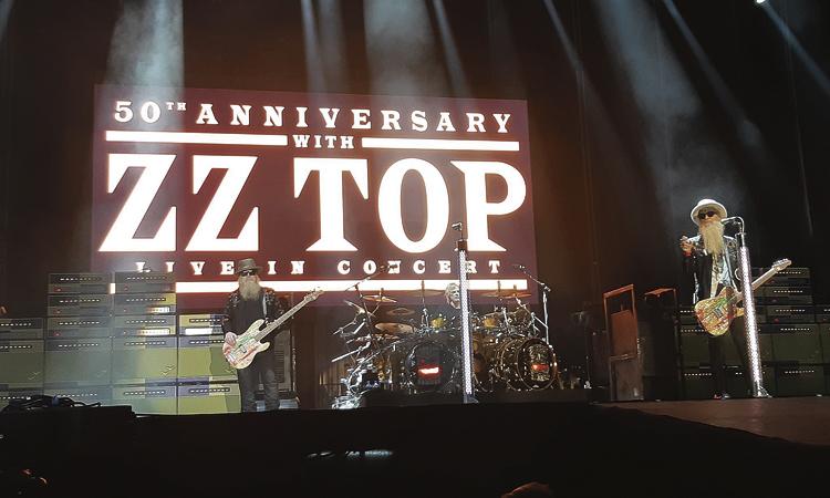 Def Leppard i ZZ Top fan vibrar la sisena edició del RockFest