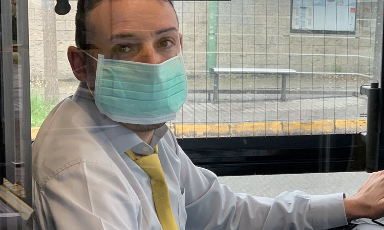 TUSGSAL certifica que els seus busos són segurs enfront del coronavirus