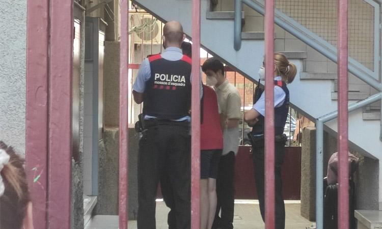 Guanyem denuncia el desnonament d'una família amb casos positius confirmats a Sant Roc