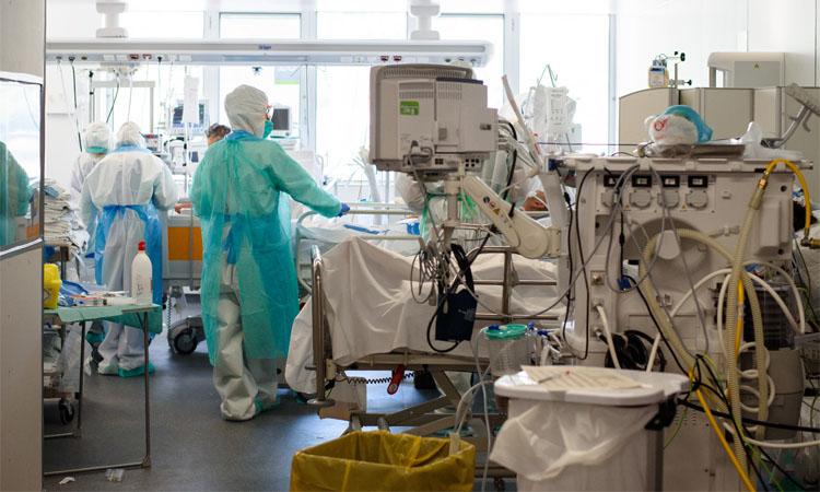 Can Ruti tindrà un nou edifici per tractar pacients amb coronavirus en cas de rebrot