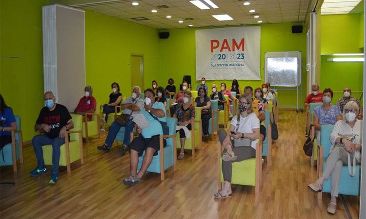 La desigualtat social, prioritat ciutadana per al PAM de Santa Coloma
