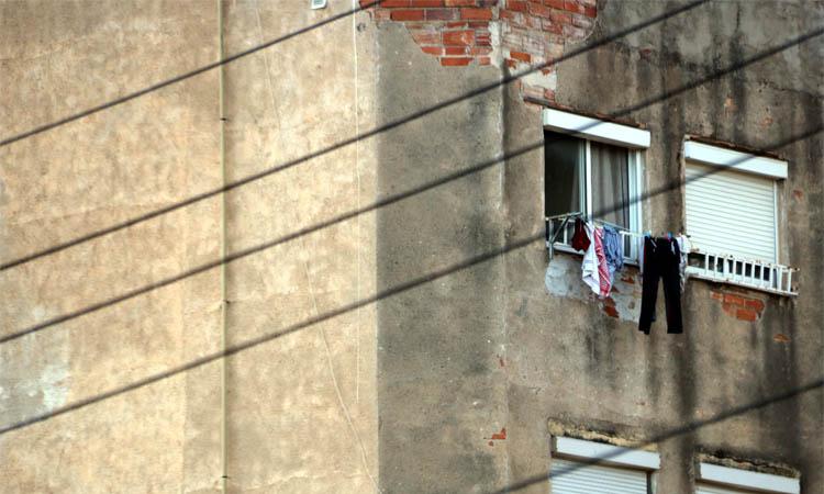 Pacte per condonar la hipoteca dels veïns afectats per l'enderroc del bloc de la Salut