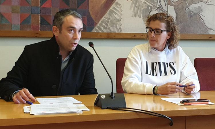 Martorell i el PSC neguen haver donat permís a Hernández per iniciar les obres del cine
