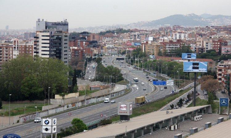 Un estudi conclou que els veïns de l'Eix Besòs amb rendes altes tenen més nivell de català