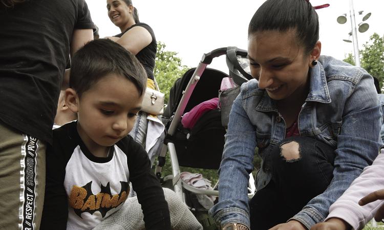 Fem Família es consolida a La Mina en el seu segon any