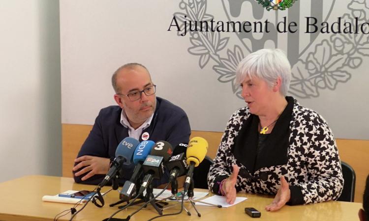 Guanyem Badalona i ERC es decanten per no fer alcalde Pastor