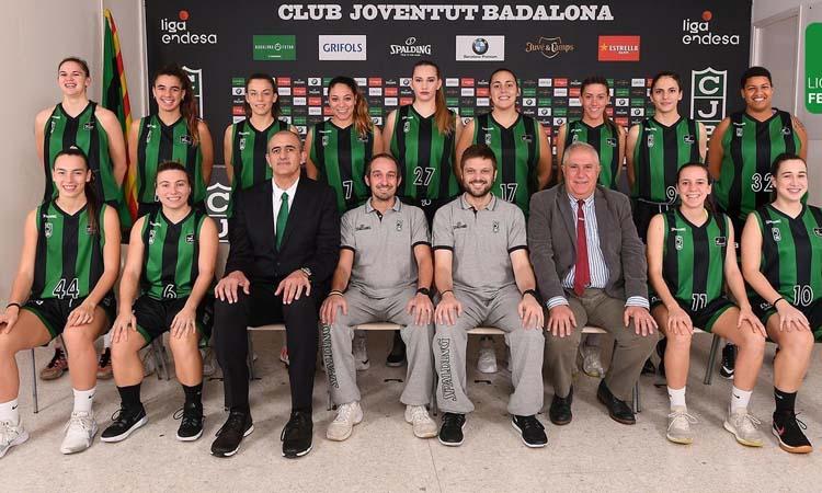 Atocar de l'elit:la Penya jugarà a la Lliga Femenina 2