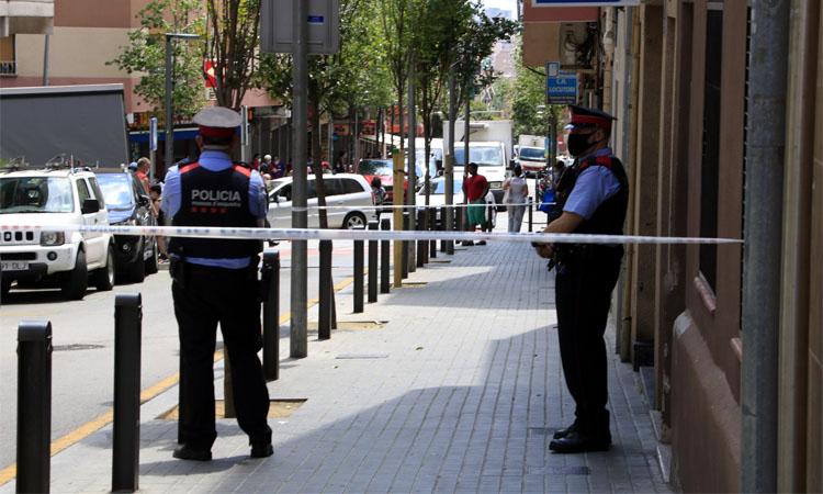 Detenen a Badalona la parella de la dona assassinada a Esplugues