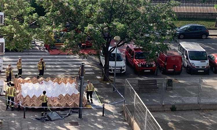 No permeten l'acte en record als usuaris de la residència Matacàs de Sant Adrià