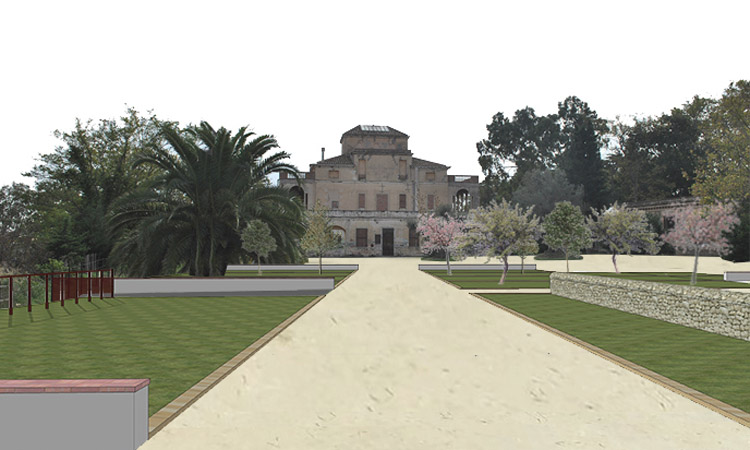 Mig milió d'euros en obres per millorar el parc de Can Solei i Ca l'Arnús de Badalona
