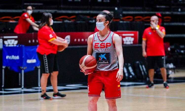 Silvia Domínguez busca el seu quart Eurobasket
