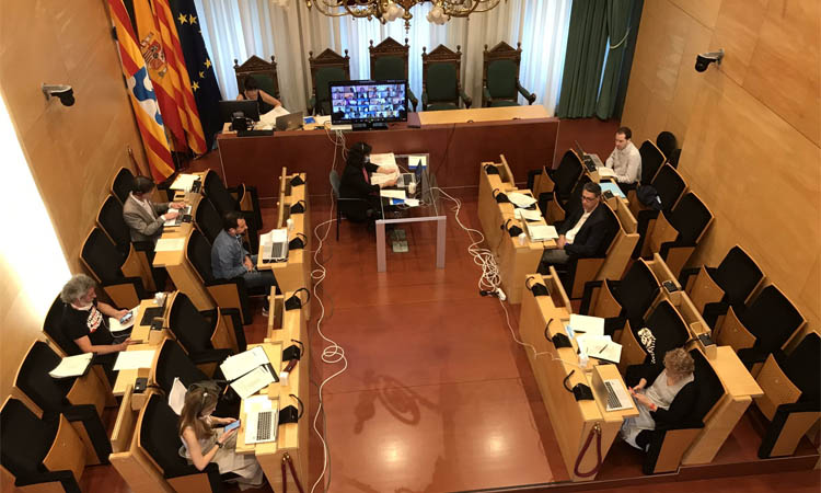 Albiol retira la polèmica proposta del portaveu adjunt després d'una esmena d'ERC i comuns