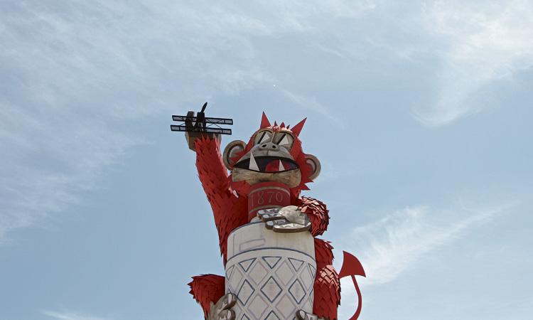 Badalona celebra unes Festes de Maig adaptades a la pandèmia