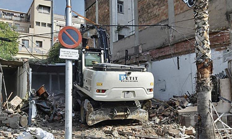 Ciutat Vella de Santa Coloma: un informe ja alertava el 2002 de possible prevaricació