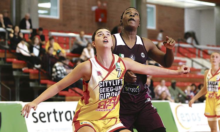 L'Snatt's guanya a Lanzarote i ja lidera la Lliga Femenina 2