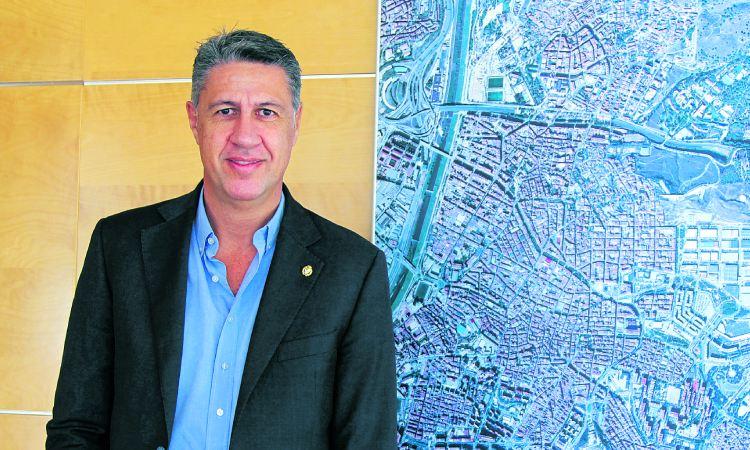 """Albiol: """"Els veïns de Badalona no entendrien una moció de censura"""""""