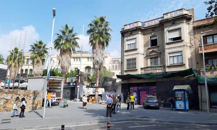 Admesa a tràmit una querella per prevaricació en la reforma de la Ciutat Vella