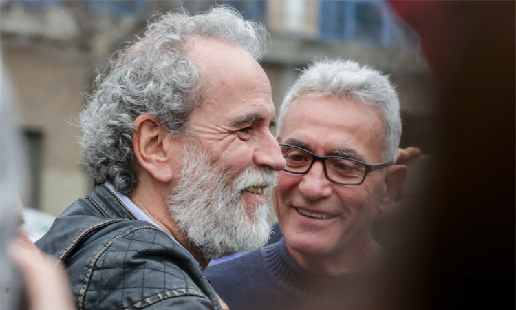 """Guillermo Toledo, nou veí de Badalona: """"He estat 10 anys sense poder treballar al meu país per donar la meva opinió"""""""