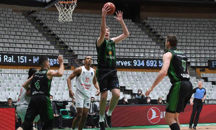 Dos partits més per a la Penya: segon d'Eurocup i un d'ACB