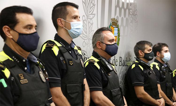 La Guàrdia Urbana de Badalona, sense agents nous fins a l'estiu del 2022