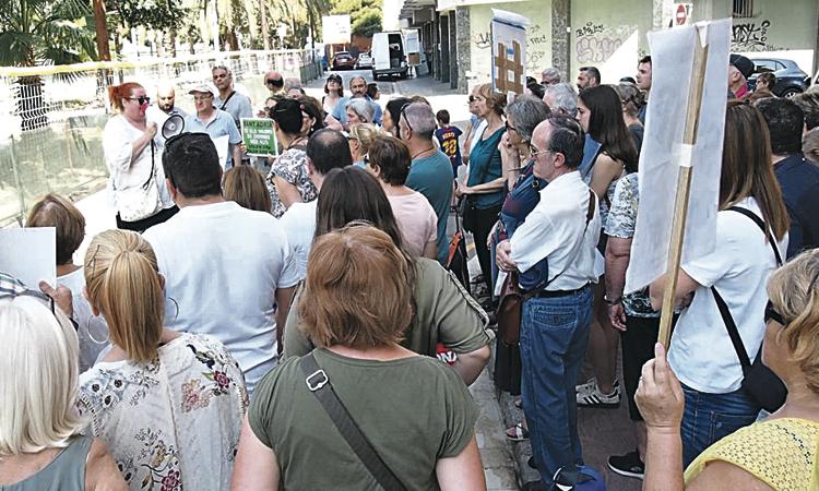 Dos milions per descontaminar el passeig de la Rambleta de Sant Adrià