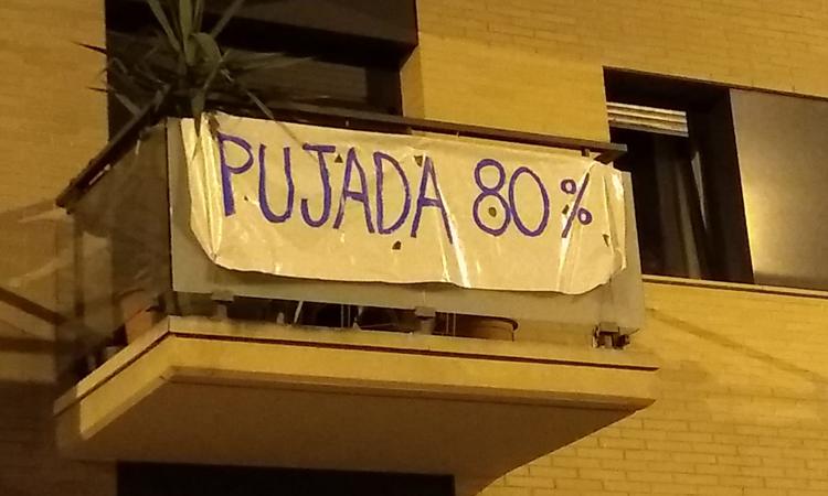 Unes 100 famílies de Badalona s'enfronten a una pujada del lloguer del 80%