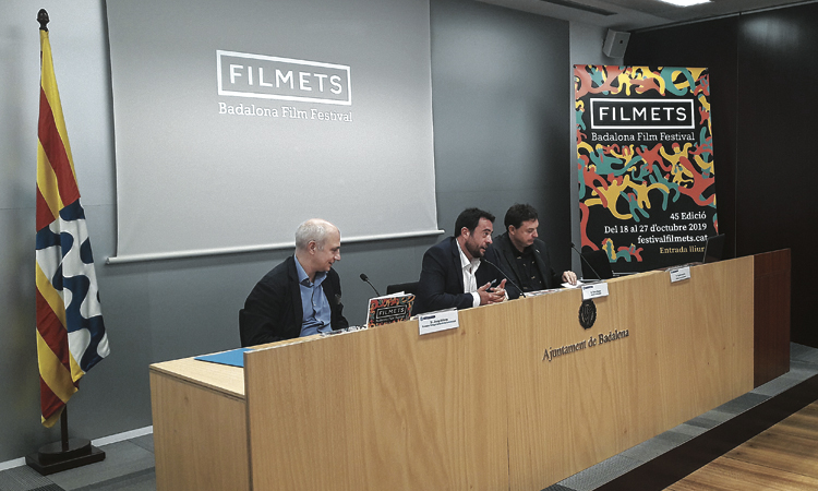 El Filmets arriba amb més de 250 curtmetratges i es farà a tres ciutats