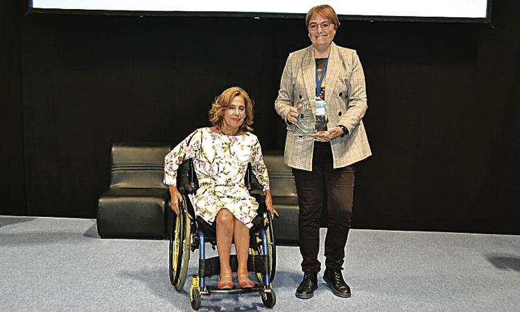 Premi per a Santa Coloma per no haver tingut accidents mortals l'any passat