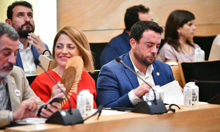 7.000 euros per al marit d'una regidora de Badalona per un rètol publicitari