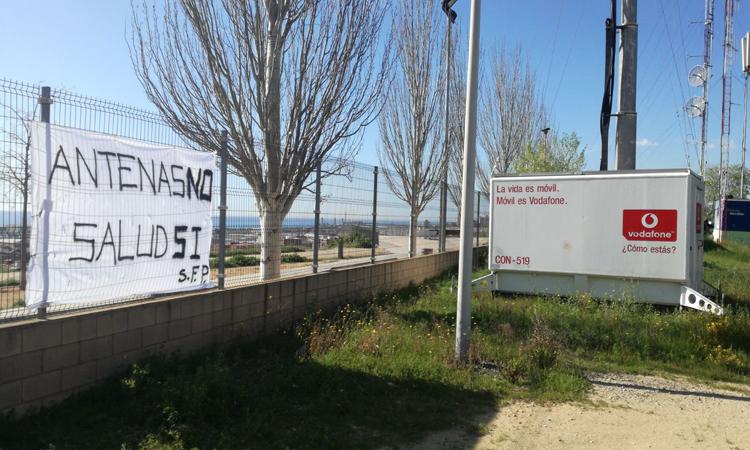 Imputen diversos càrrecs de l'etapa Albiol per les antenes del Turó d'en Caritg