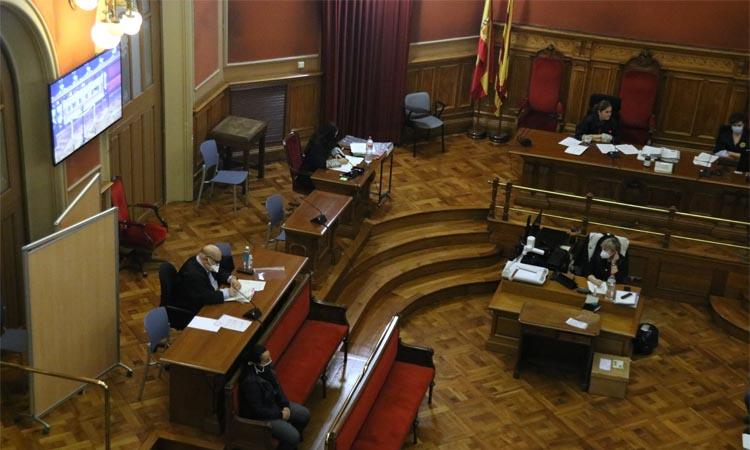 Un home accepta 20 anys de presó per matar la seva parella el 2017 a Sant Adrià