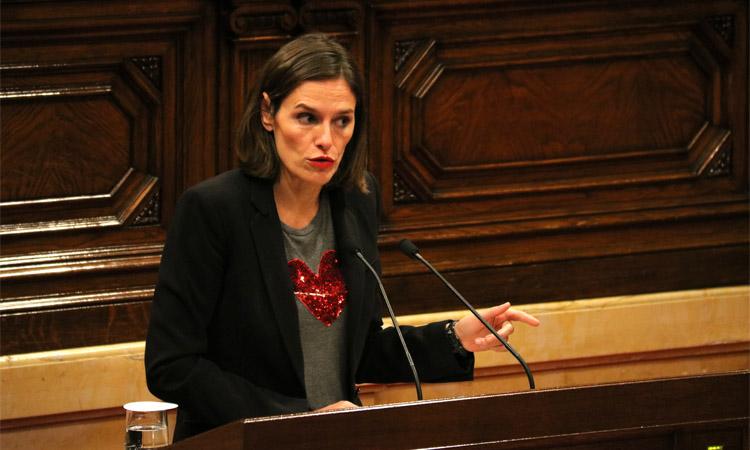 Esperanza García deixa el Parlament i s'incorpora a l'equip d'Albiol