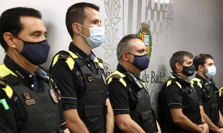 El sindicat majoritari de la Guàrdia Urbana de Badalona denuncia el positiu de quinze agents