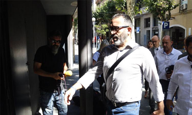 El regidor Ramos no renuncia al càrrec i recorrerà la sentència per la vigilància de pisos a la Mina