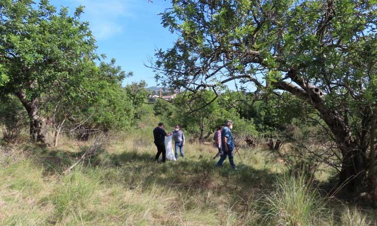 Badalona i Santa Coloma tanquen l'accés de vehicles a la Serralada de Marina