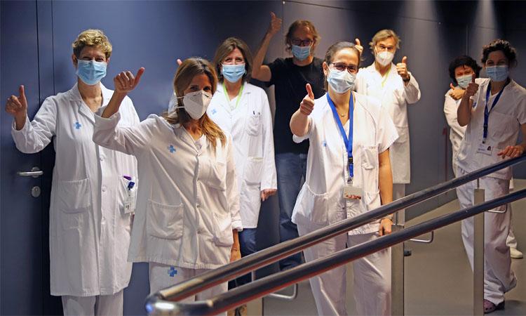 Can Ruti participa en un estudi amb la vacuna de la tuberculosi per prevenir el coronavirus