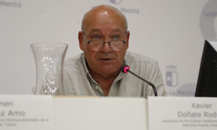 Canvis al PSC de Tiana: Xavier Doñate relleva Albert Sales com a primer secretari
