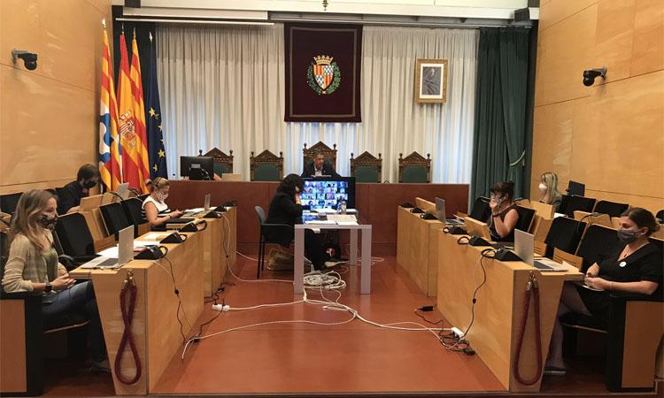 Badalona prorroga un any més la cessió del servei de transport adaptat a l'AMB