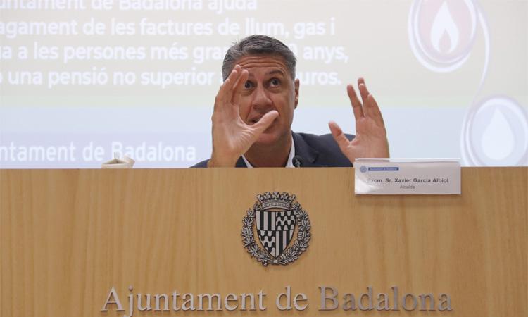 L'oposició en bloc exigeix a Albiol un pla de recuperació per a Badalona