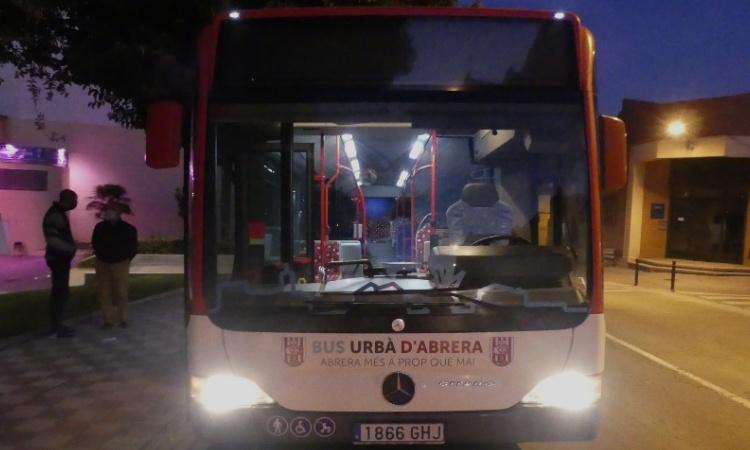 El bus d'Abrera arribarà a tots els barris amb 8 parades més
