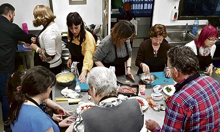Fem Vila celebra la Setmana del Comerç amb tallers de cuina