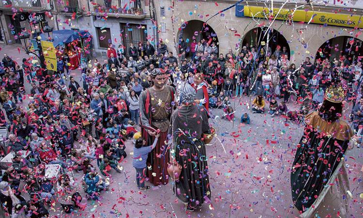 Martorell ja ho té tot a punt per celebrar la Fira de Primavera