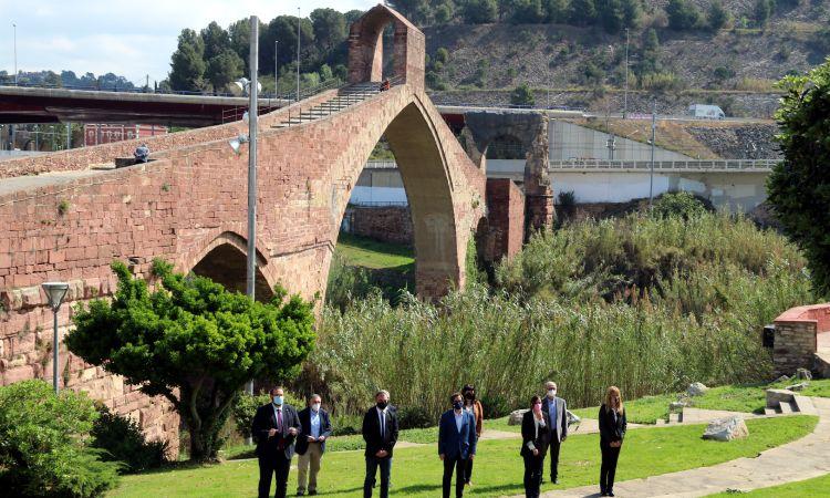 Martorell i vuit poblacions més creen l'Associació de Municipis de l'Arc Metropolità