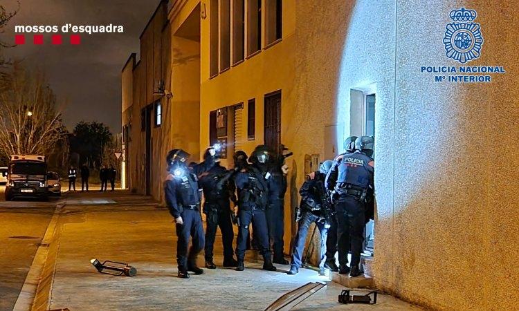 Operatiu contra el tràfic de marihuana a Martorell i altres municipis