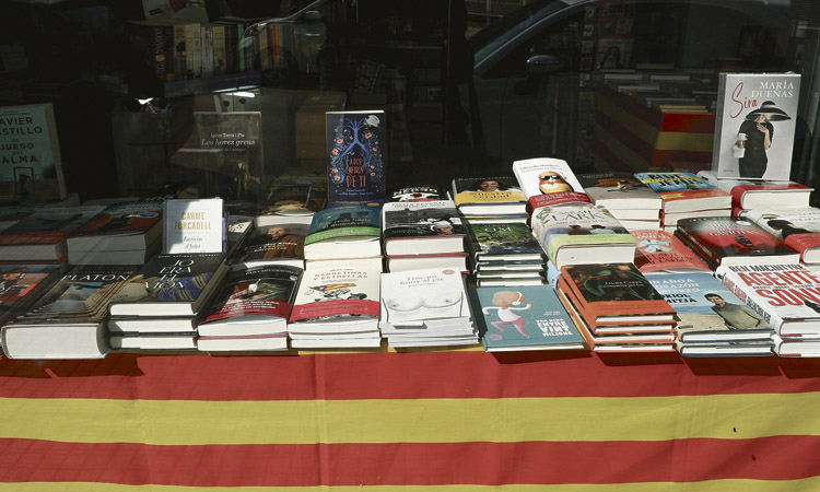 L'esperança dels llibreters: compte enrere per a Sant Jordi