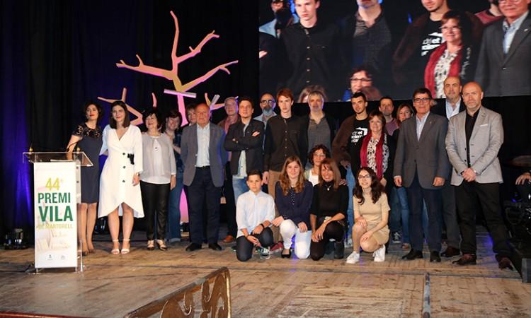 Prop de 500 obres al 46è Premi Vila de Martorell