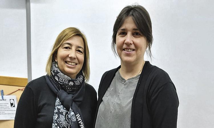 """Montse Font i Carme Gil (La Mercè): """"El cyberbullying és molt preocupant"""""""