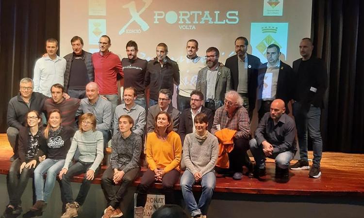 Presenten la desena edició de la Portals en BTT